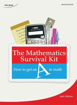 Cover of the Mathematics Survival Kit, Second Edition